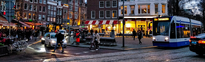 Photograph of Amsterdam Citycenter